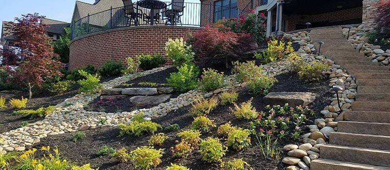 Commercial landscaping Slide 2
